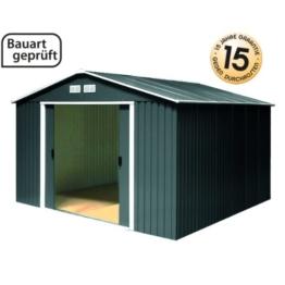 Tepro Metallgerätehaus Colossus 10x12 anthrazit