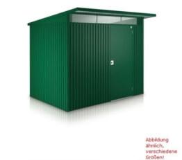 Biohort MetallGerätehaus Avantgarde grün