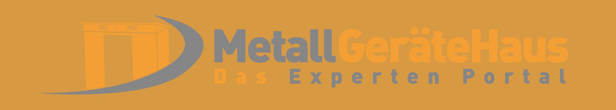 Metallgerätehaus Logo Transparent